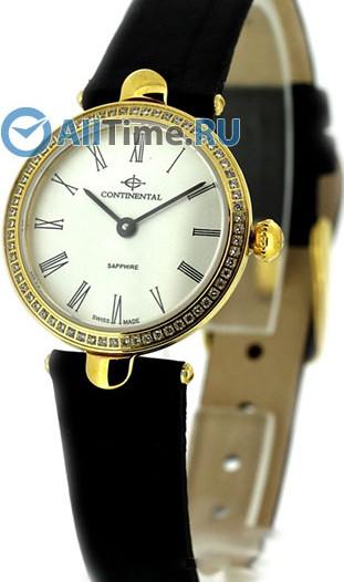 Женские наручные швейцарские часы в коллекции Classic Statements Continental