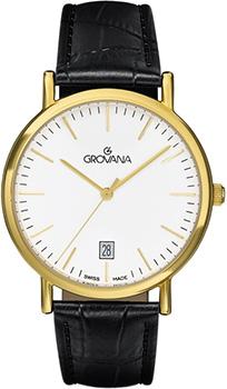 Швейцарские наручные  мужские часы Grovana 1229.1513. Коллекция Sporty