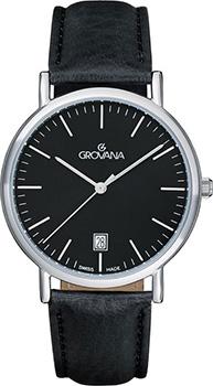 Швейцарские наручные  мужские часы Grovana 1229.1537. Коллекция Sporty