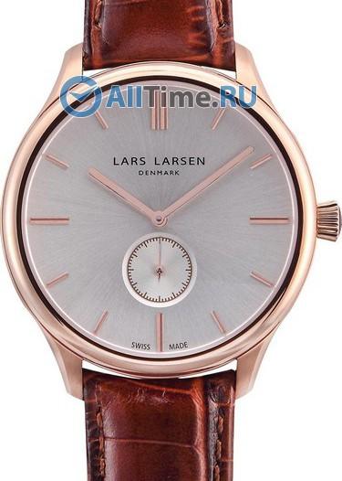 Мужские наручные швейцарские часы в коллекции Simon Lars Larsen