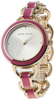 fashion наручные  женские часы Anne Klein 1246PKGB. Коллекция Ring