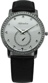 Швейцарские наручные  женские часы Adriatica 1262.5243QZ. Коллекция Multifunction