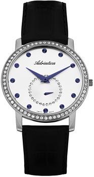 Швейцарские наручные  женские часы Adriatica 1262.52B3QZ. Коллекция Ladies