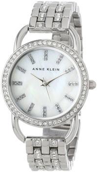 fashion наручные  женские часы Anne Klein 1263MPSV. Коллекция Crystal