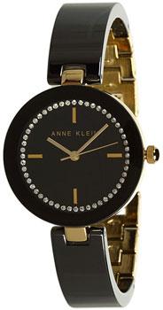 fashion наручные  женские часы Anne Klein 1314BKBK. Коллекция Ceramics