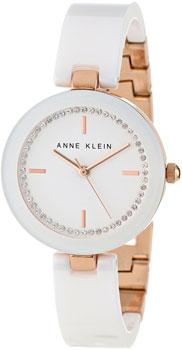 fashion наручные  женские часы Anne Klein 1314RGWT. Коллекция Ceramics