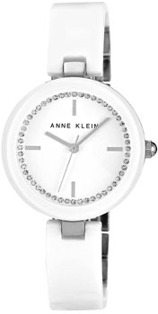 fashion наручные  женские часы Anne Klein 1315WTWT. Коллекция Ceramics