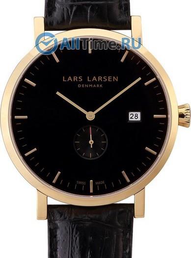 Мужские наручные швейцарские часы в коллекции Sebastian Lars Larsen