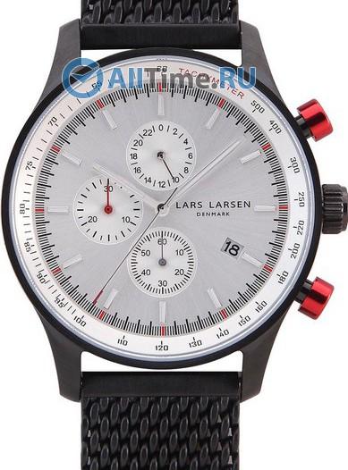 Мужские наручные швейцарские часы в коллекции Storm Lars Larsen