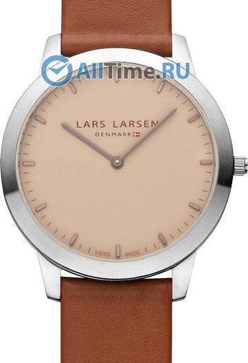 Женские наручные швейцарские часы в коллекции Rene Lars Larsen