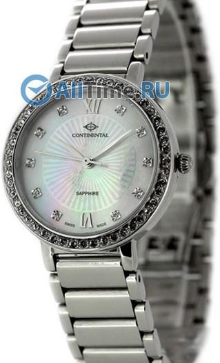 Женские наручные швейцарские часы в коллекции Sapphire Splendour Continental