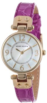 fashion наручные  женские часы Anne Klein 1394MPMB. Коллекция Ring