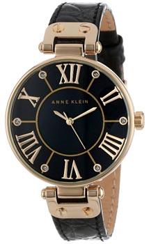 fashion наручные  женские часы Anne Klein 1396BMBK. Коллекция Ring