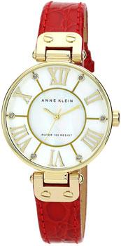 fashion наручные  женские часы Anne Klein 1396MPRD. Коллекция Ring