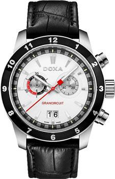 Швейцарские наручные  мужские часы Doxa 140.10.011.01. Коллекция Sports