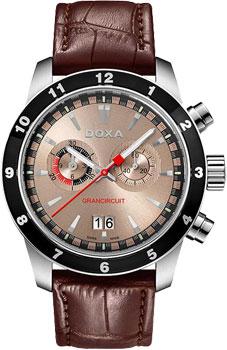 Швейцарские наручные  мужские часы Doxa 140.10.321.02. Коллекция Sports