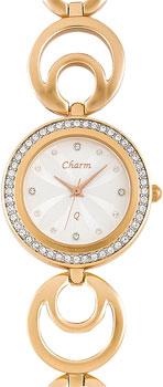 Российские наручные  женские часы Charm 14079710. Коллекция Кварцевые женские часы