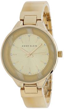 fashion наручные  женские часы Anne Klein 1408CHHN. Коллекция Plastic