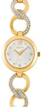 Российские наручные  женские часы Charm 14096720. Коллекция Кварцевые женские часы