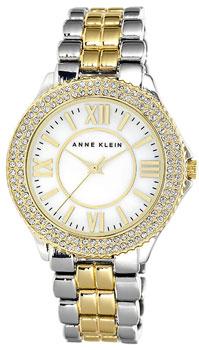 fashion наручные  женские часы Anne Klein 1431MPTT. Коллекция Crystal
