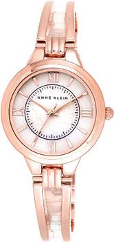 fashion наручные  женские часы Anne Klein 1440RMRG. Коллекция Daily