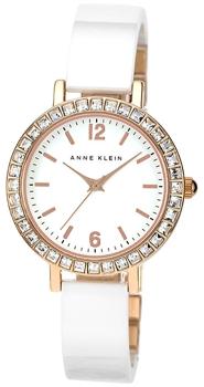 fashion наручные  женские часы Anne Klein 1442WTRG. Коллекция Ceramics