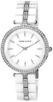 fashion наручные  женские часы Anne Klein 1445WTSV. Коллекция Ceramics
