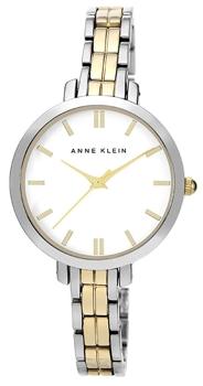 fashion наручные  женские часы Anne Klein 1447SVTT. Коллекция Daily