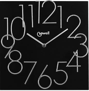 Настенные часы  Lowell 14535N. Коллекция Wooden