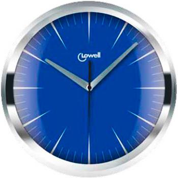 Настенные часы  Lowell 14923A. Коллекция Metal