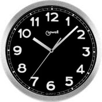 Настенные часы  Lowell 14928N. Коллекция Metal