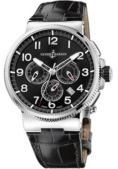 Швейцарские наручные  мужские часы Ulysse Nardin 1503-150-62
