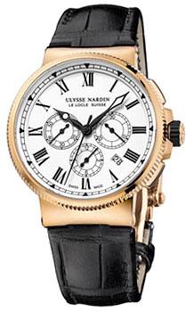 Швейцарские наручные  мужские часы Ulysse Nardin 1506-150LE