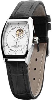 Швейцарские наручные  женские часы Maremonti 153.157.420. Коллекция Ladies Classic