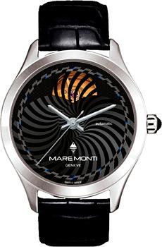 Швейцарские наручные  женские часы Maremonti 153.167.451. Коллекция Ladies Classic