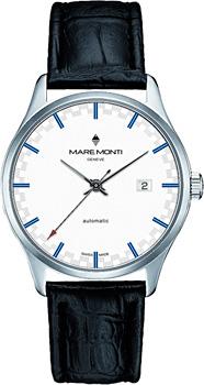 Швейцарские наручные  мужские часы Maremonti 153.367.411. Коллекция Gents Classic