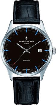 Швейцарские наручные  мужские часы Maremonti 153.367.451. Коллекция Gents Classic