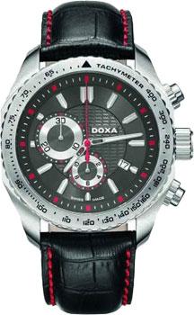 Швейцарские наручные  мужские часы Doxa 154.10.071.01R. Коллекция Sports