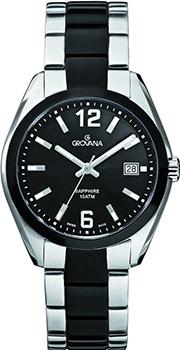 Швейцарские наручные  мужские часы Grovana 1554.1147. Коллекция Sporty