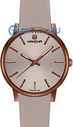 Женские наручные швейцарские часы в коллекции Luna Hanowa