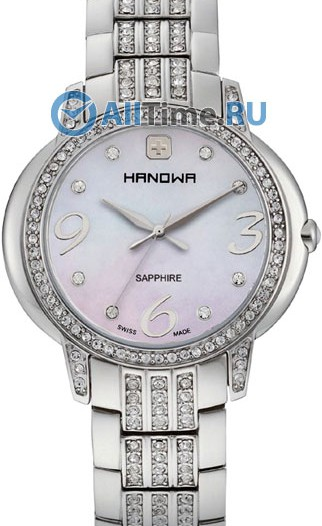 Женские наручные швейцарские часы в коллекции Starlight Hanowa