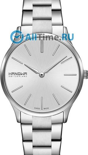 Женские наручные швейцарские часы в коллекции Pure Hanowa