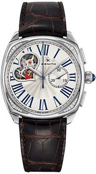 Швейцарские наручные  женские часы Zenith 16.1925.4062_01.C725