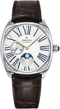 Швейцарские наручные  женские часы Zenith 16.1925.692_01.C725