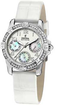 fashion наручные  женские часы Festina 16021.B. Коллекция Multifunction