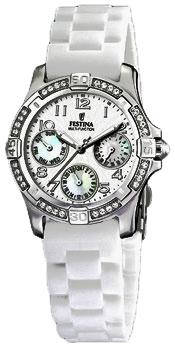 fashion наручные  женские часы Festina 16021.D. Коллекция Multifunction