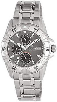 fashion наручные  мужские часы Festina 16059.5. Коллекция Multifunction