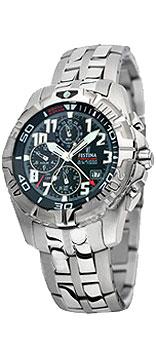 fashion наручные  мужские часы Festina 16095.5. Коллекция Alarm Chronograph