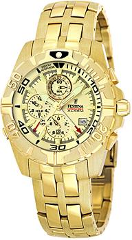 fashion наручные  мужские часы Festina 16119.4. Коллекция Chronograph