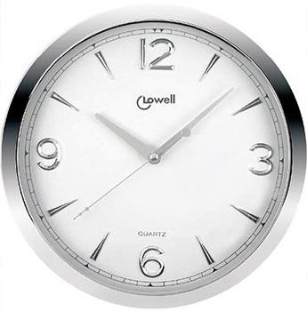 Настенные часы  Lowell 16120C. Коллекция Metal